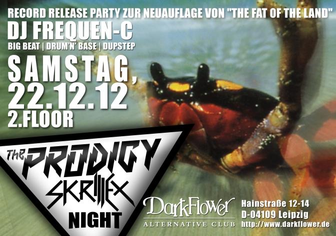 Große Prodigy-Skrillex-Nacht in Leipzig