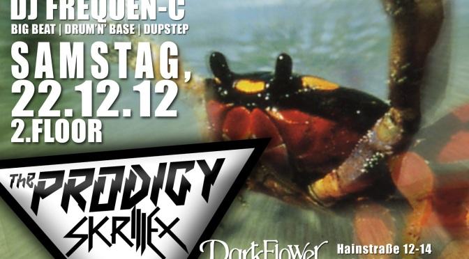 so wars … Die Prodigy-Nacht in Leipzig