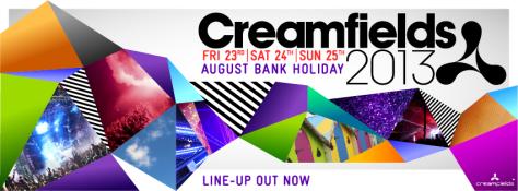 Creamfields (Banner)