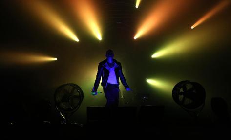 Keith Flint  - Brisbane 2013