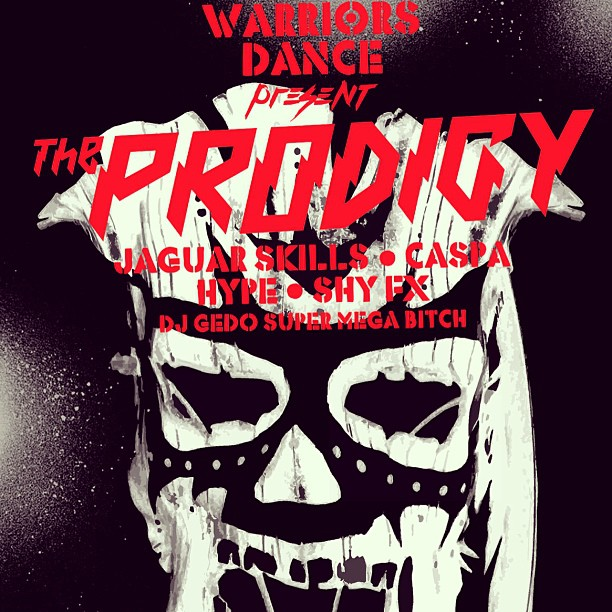 The Prodigy – Liveshows im Winter