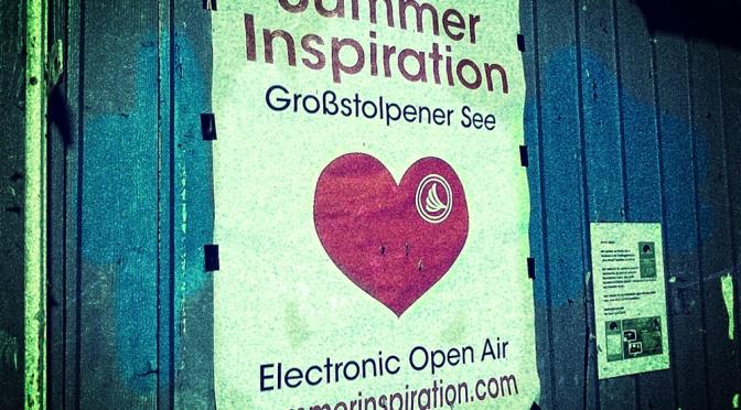 So war's …. Summer Inspiration 2013