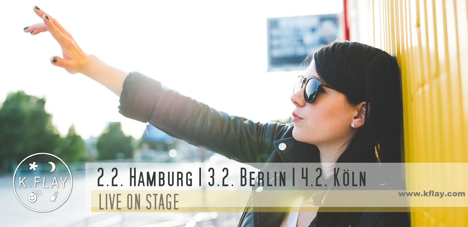 LIVE.Shows in Deutschland