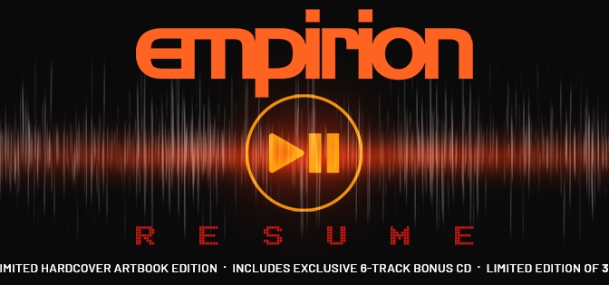 Empirion – Red Noise (live at infest 2018)